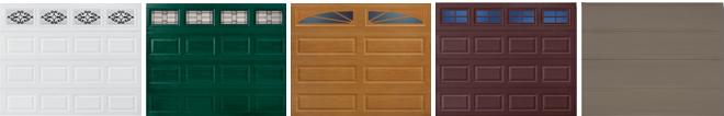Heritage™ & Stratford® Garage Doors