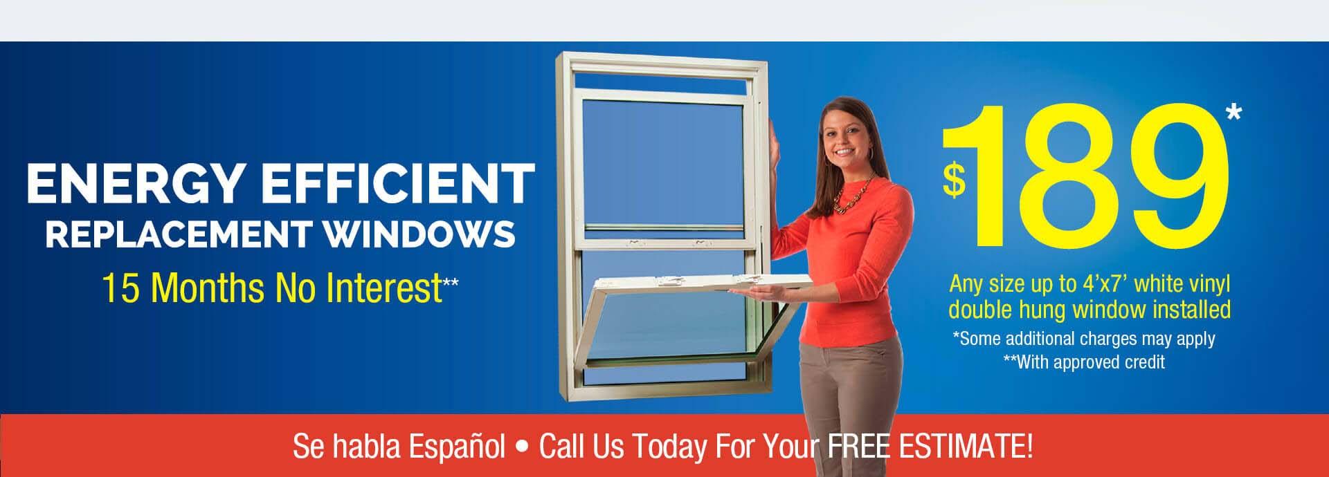 Window financing