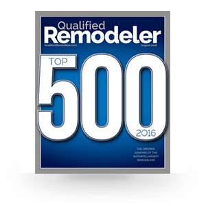 Top 500 - Qualified Remodeler Magazine