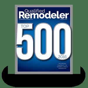 Top 500 - Qualified Remodeler Magazine