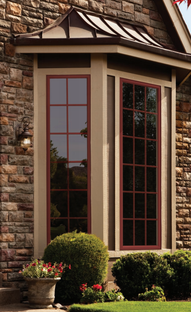 frameworks exterior window