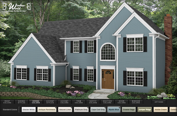 Design Your Vinyl Siding