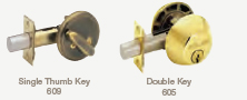 Entry Doors Hardware Deadbolts