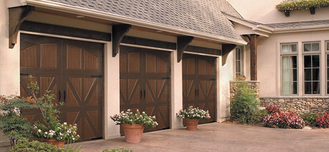 Classica Collection® Garage Doors