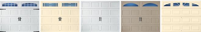 Fimbel® Designer's Choice & Olympus Garage Doors