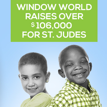 Window World Participates in St. Jude Give Thanks. Walk in 28 Locations Nationwide