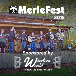 Window World Sponsors 28th Annual Merlefest