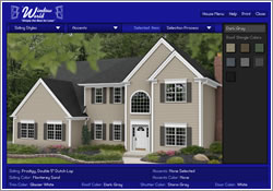 Vinyl Siding Showroom