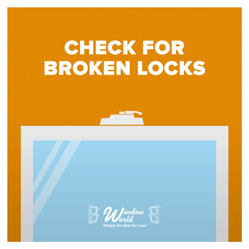 Check For Broken Locks