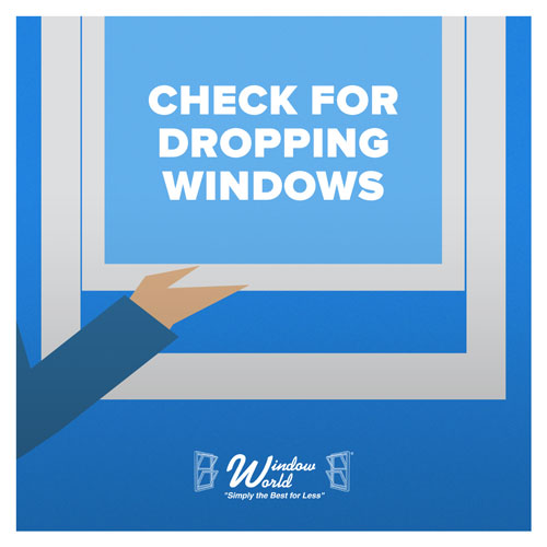 Check For Dropping Windows