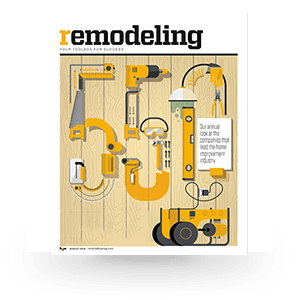 Top 550 - Remodeling Magazine