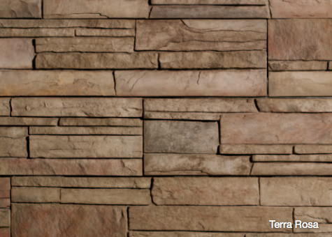Versetta Stone® Ledgestone Terra Rosa