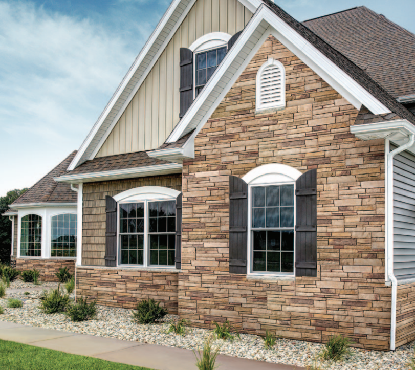 Versetta Stone® Panelized Stone Siding Part 55
