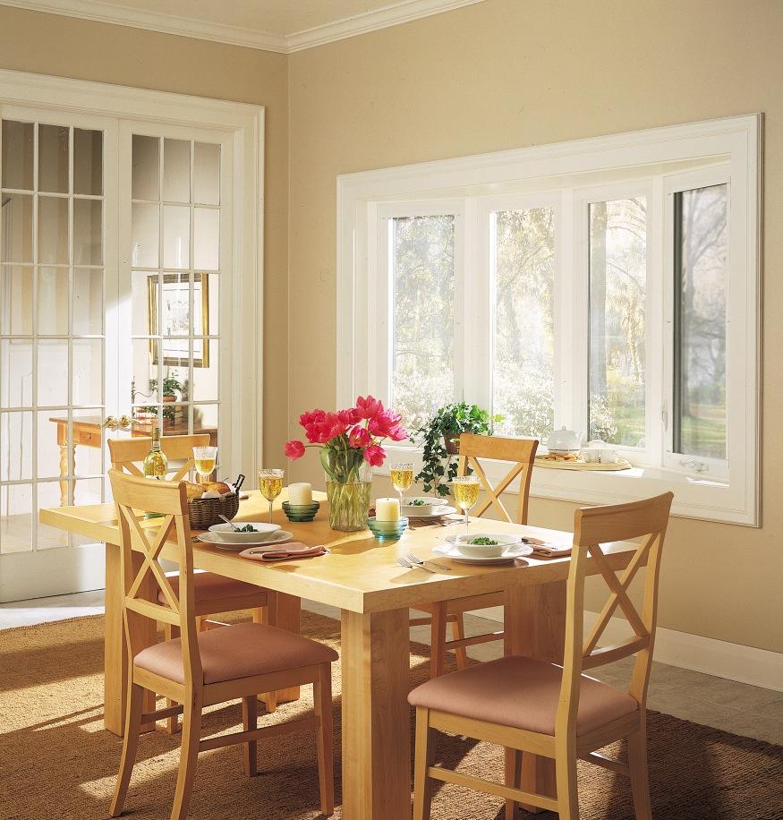 Home bay window