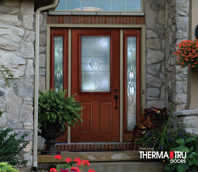 Choose From A Painted Scratch Resistant Aluminum Clad (available In 16  Colors), Or A Stained Solid Hardwood To Match Or Complement Your Door.