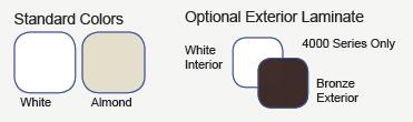 Window World Patio Door Color Options