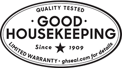Awarded the Good Housekeeping Seal of Approval